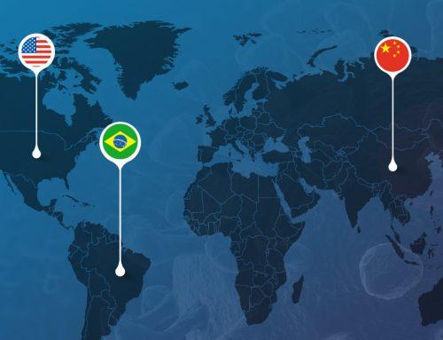 Impactos do Coronavírus na China, EUA e Brasil